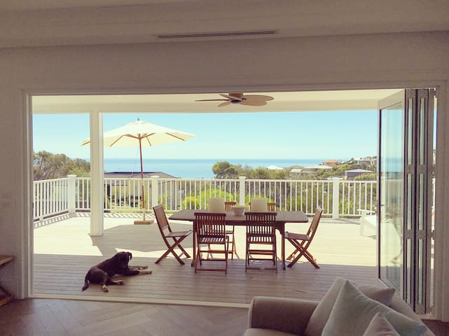 Stunning bay views in a peaceful location!! - Mount Martha - Dom
