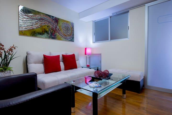 SEIS4 PB  (Planta Baja) - Zapopan - Apartamento