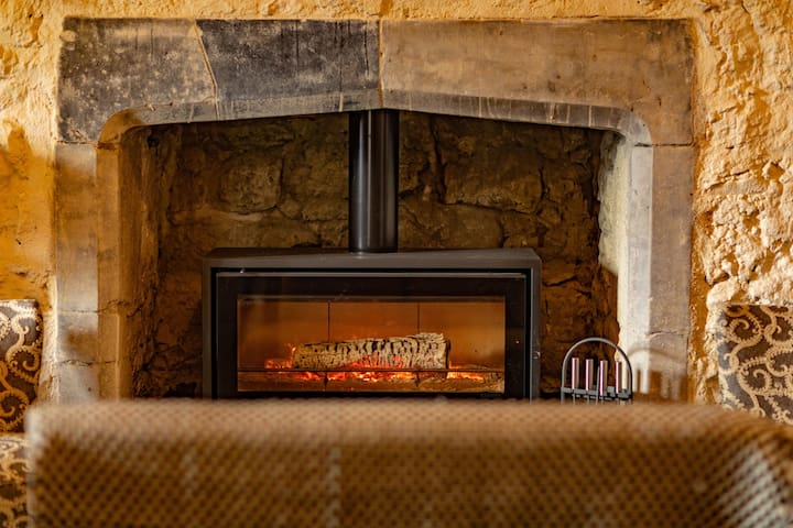 Great Hall Wood-Burning Stove