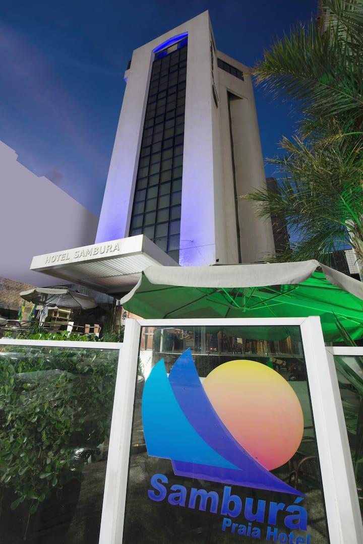 A Sambura Praia Hotel /Fortaleza / Ceara