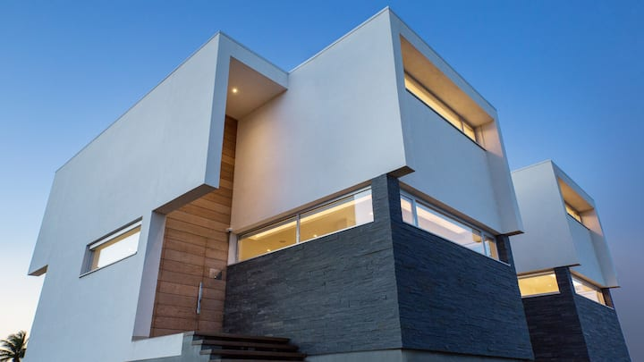 CARAIBAS villa for modern architecture lovers