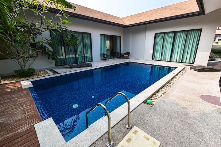3 bedroom villa near Layan beach - Tambon Chalong - 別荘