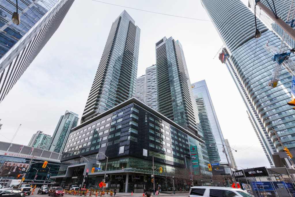 Apartments For Rent Downtown Toronto Union Station