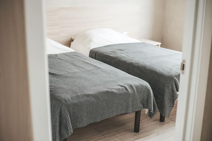Комфорт с двумя односпальными кроватями