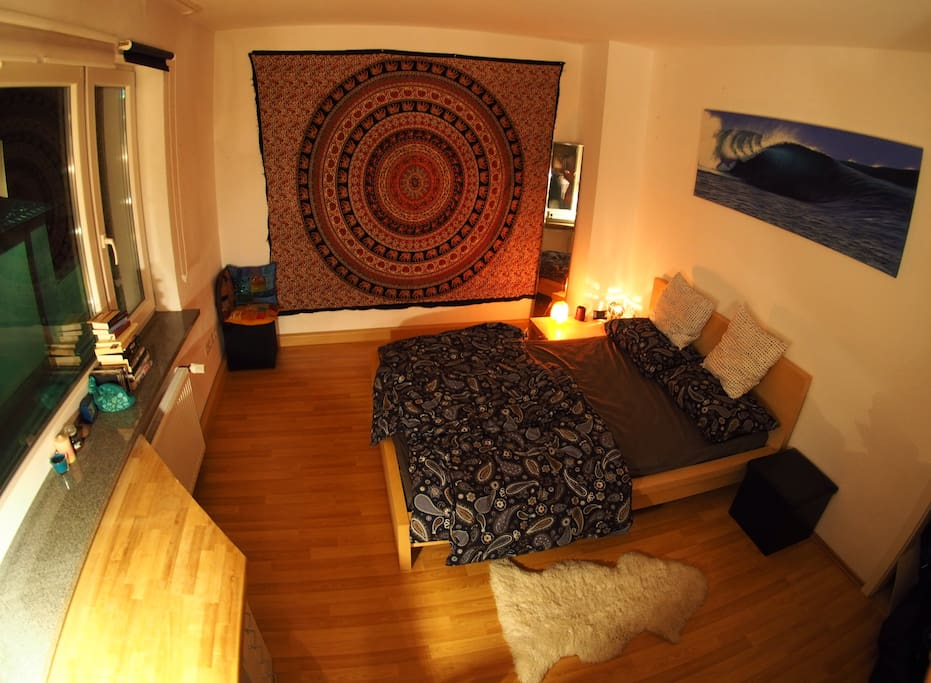 Schlafzimmer (2 people)