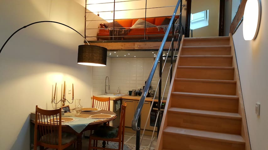 Appartement Le Cluny