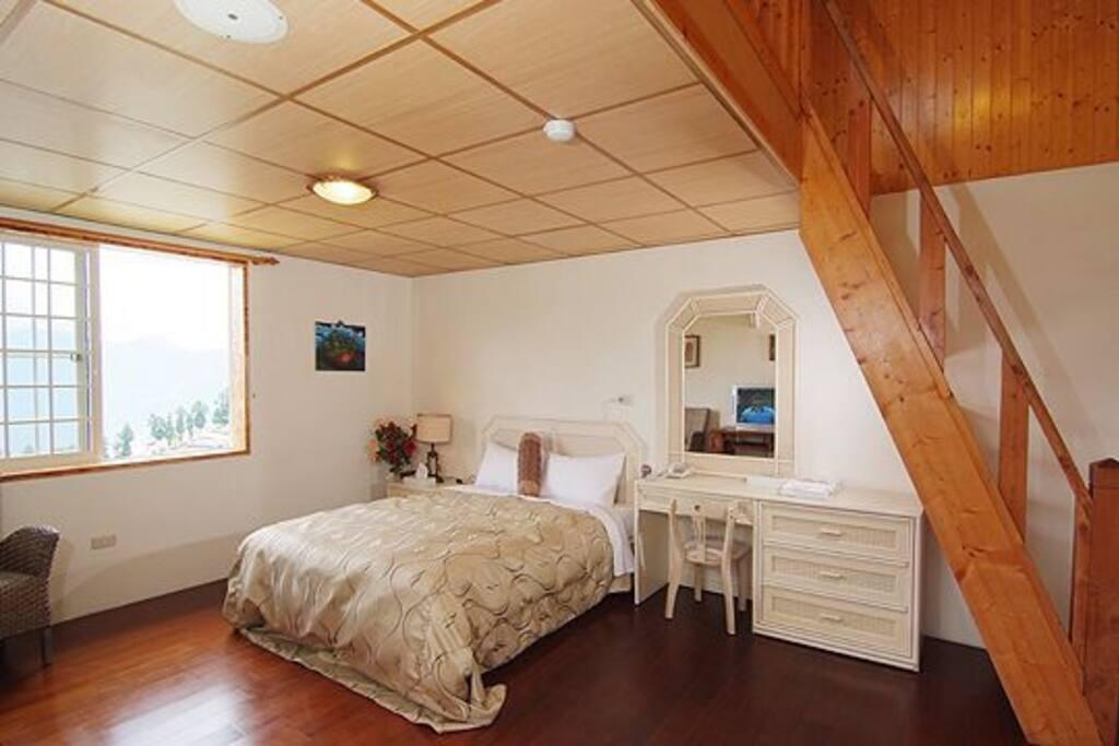 雙床2人房