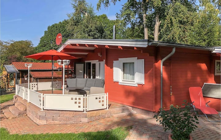 Holiday cottage with 2 bedrooms on 46m² in Staufenberg