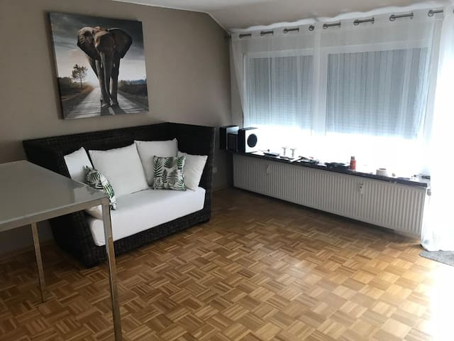 Modernes Appartement nahe BVB/Messe/City im Süden