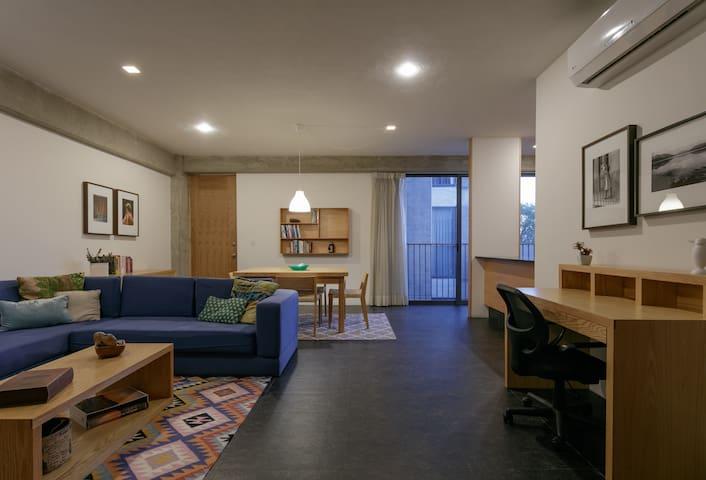 Bello apartamento en edificio Buenos Aires #12