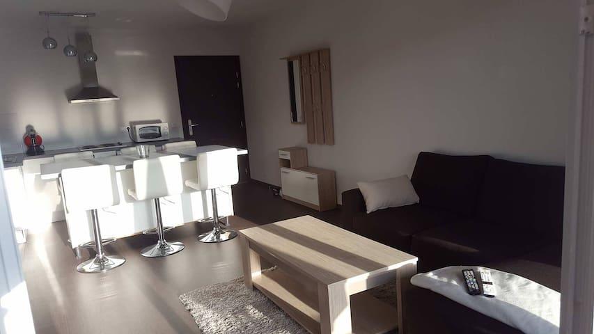 Appartement Entrée de ville - Ajaccio - Apartament