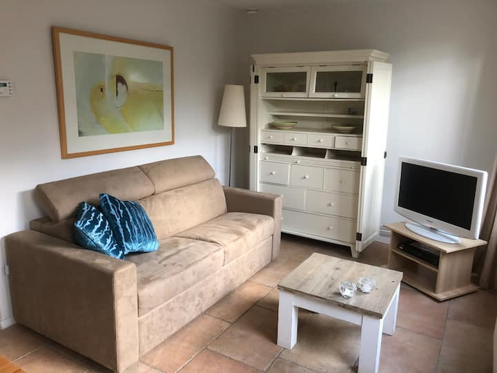 Privat summerhouse, 1 min from the beach
