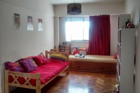 Apartamento luminoso y bien ubicado en Caballito - Buenos Aires - Apartmen