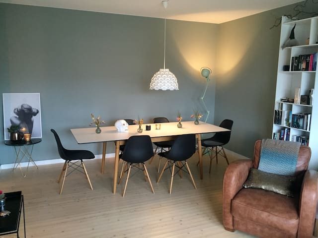 Modern apartment located in a beautiful area - Oslo - Apartment