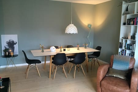 Modern apartment located in a beautiful area - Oslo - Appartement