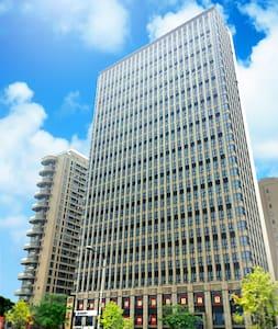 拜登观邸度假公寓(横店南江壹号) 高级市景大床房 - Apartment