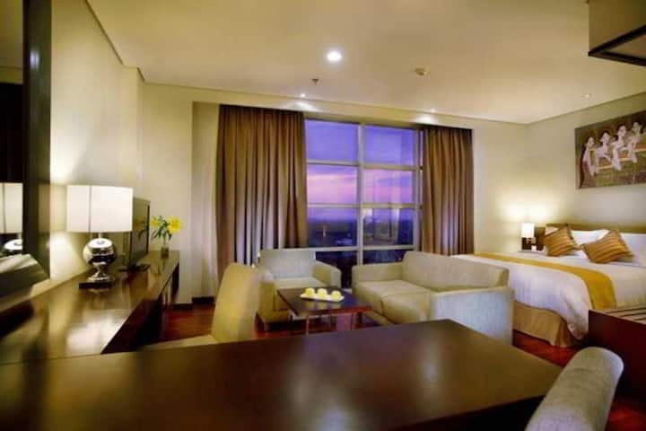 Convenient Room Deluxe At Purwokerto