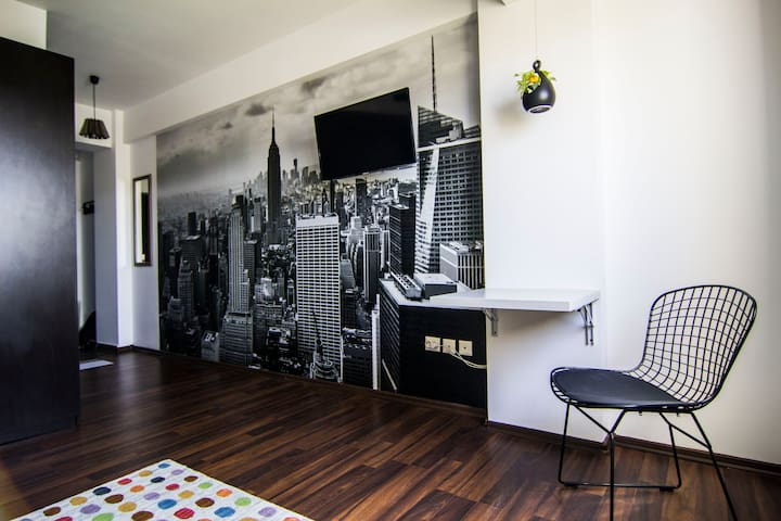 Central Design Apartment - C-Loft no. 30 Palas - Iași