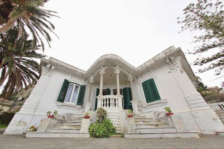 Town House Messina Paradiso BB - Camera Rossa