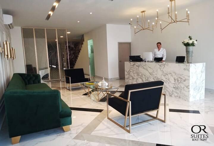 OR Suites Hotel en Barranquilla
