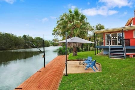 Oasis in Chittaway Point, Waterfront Home - Chittaway Point