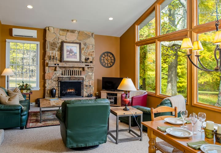 Valley View Cottage   Secluded Mohican Area, WiFi