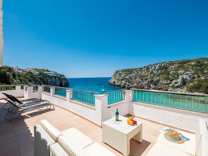 Exclusive and seductive beach house, Menorca
