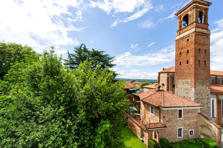 Appealing Apartment in Sandigliano with Garden