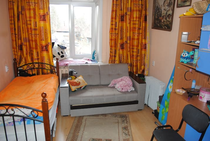 Room and sleeping accommodation - Gorno-Altaysk - Apartment