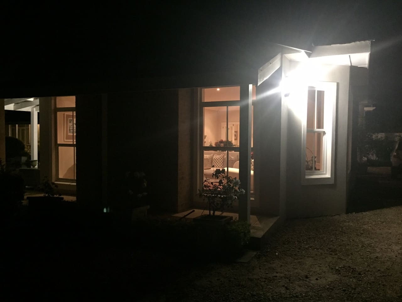 farmstyle home in Constantia Upper Cape OWN WATER