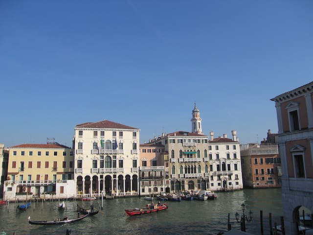 LOFT OVERLOOKING THE GRAND CANAL - Venècia - Pis