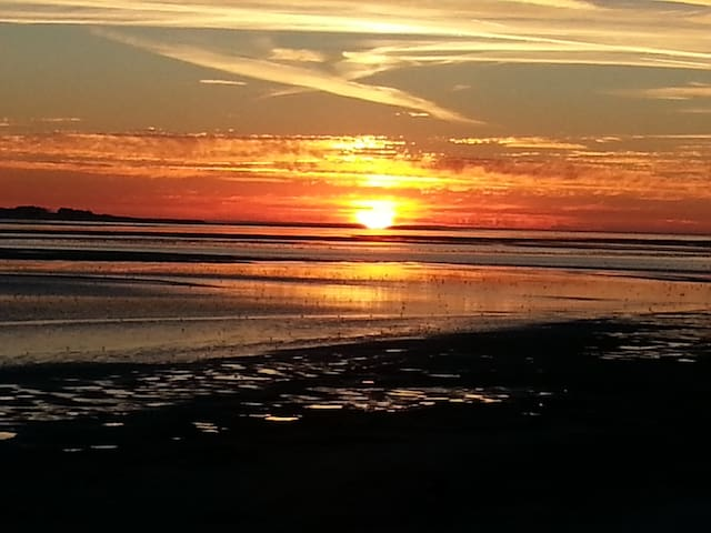 COZY FISHERMANS HOUSE NEAR BEACH - Le Crotoy