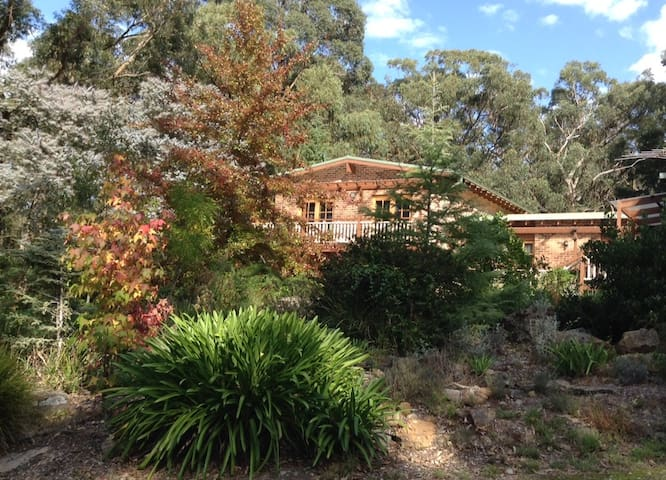 La Colline, bushland retreat