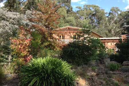 La Colline, bushland retreat - Mittagong