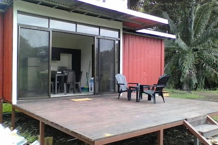Container Condo Jaco Beach 2 bedroom, private bath