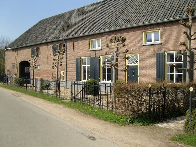 Bed & Breakfast Appeltern - Appeltern - Talo