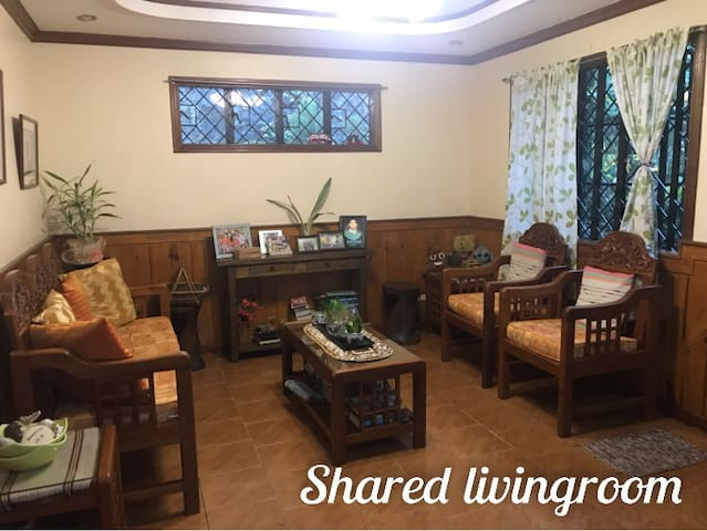 Homestay for budget travelers & pet lovers (B)