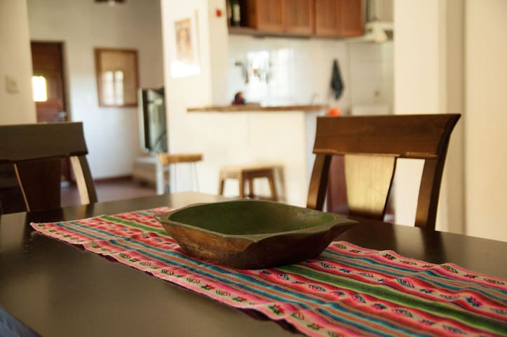 Habitación compartida, Hermosa Casa de Campo - Nono - Andere