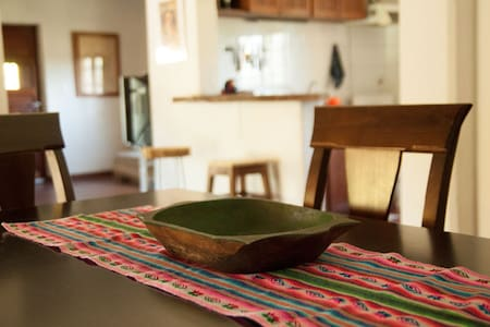 Habitación compartida, Hermosa Casa de Campo - Nono - Outros