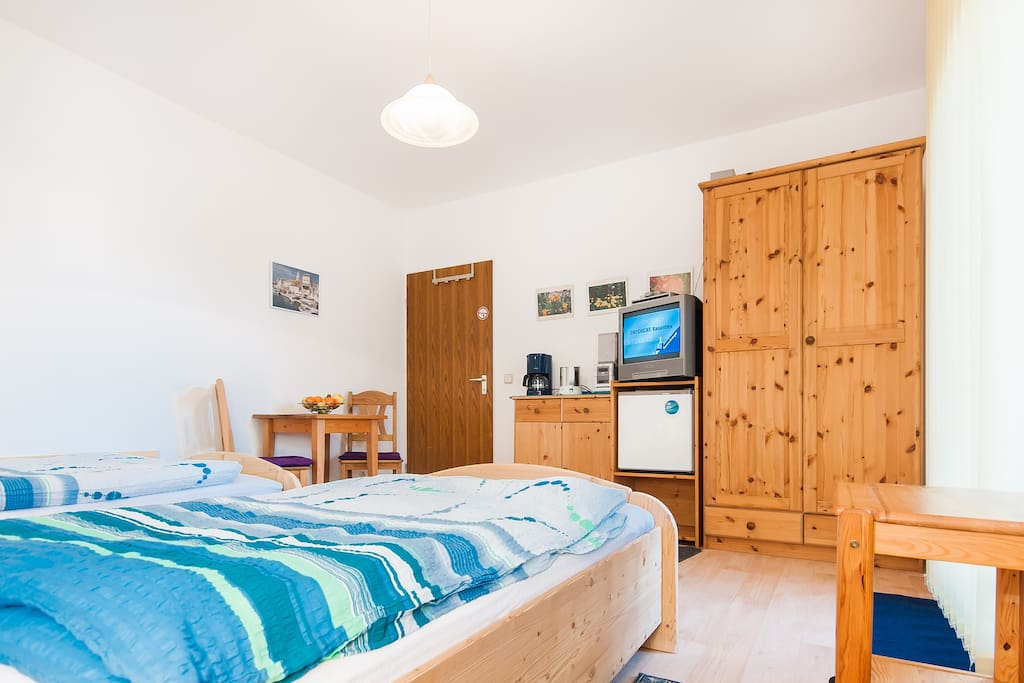 Beautiful, homely double room