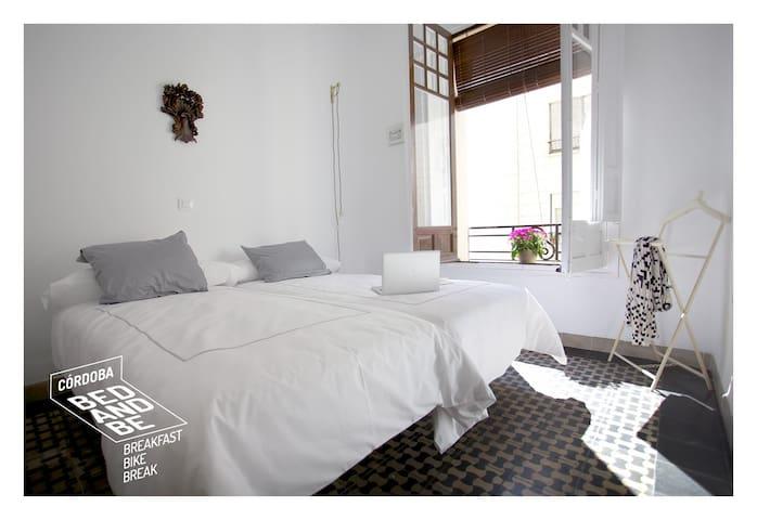 TOPRATED BEDANDBE. TWINROOM CENTRAL - Córdoba - Bed & Breakfast