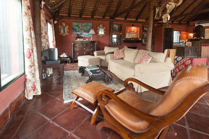 Precioso Cottage en campo sevillano - Palomares del Río - Kulübe