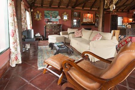 Precioso Cottage en campo sevillano - Palomares del Río - Hytte