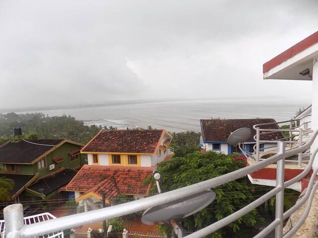 Sea View  4 bedroom Villa  in Nerul: CM067 - Nerul - Villa