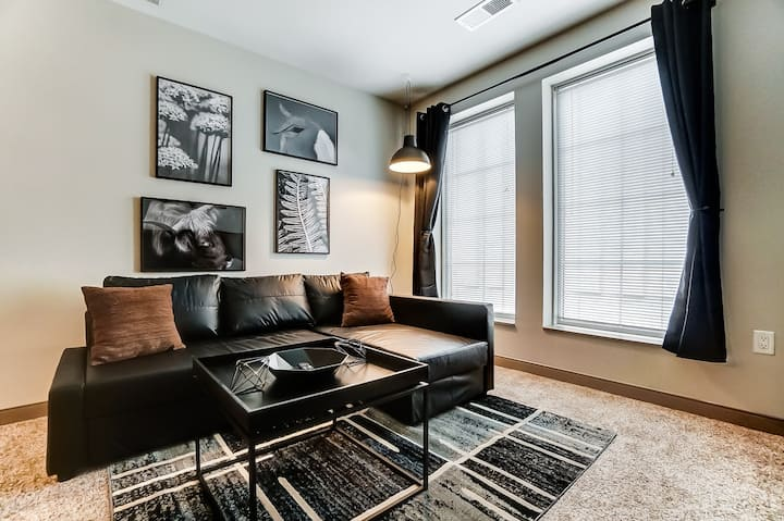 Modern Apartment in Downtown Columbus