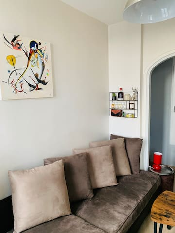 Jolie appartement  à 20 min du centre de Paris