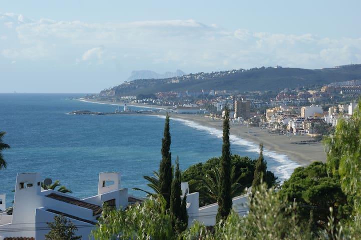 Vista Bahia sea view