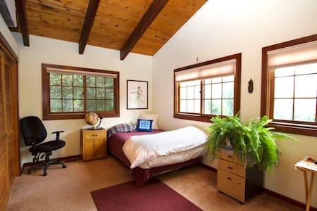 Sunny Bedroom in Aptos Home - Aptos