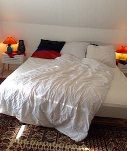 Private & Comfortable Room - Hvide Sande