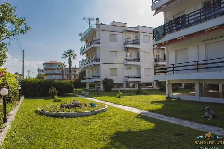 Aparment 45m2 Front the Sea in Asprovalta